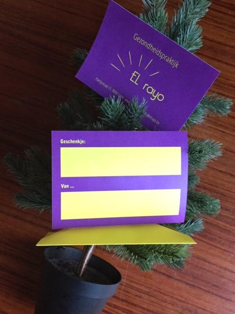 Geschenkbon, cadeau, kado, bon, idee, zelf kiezen